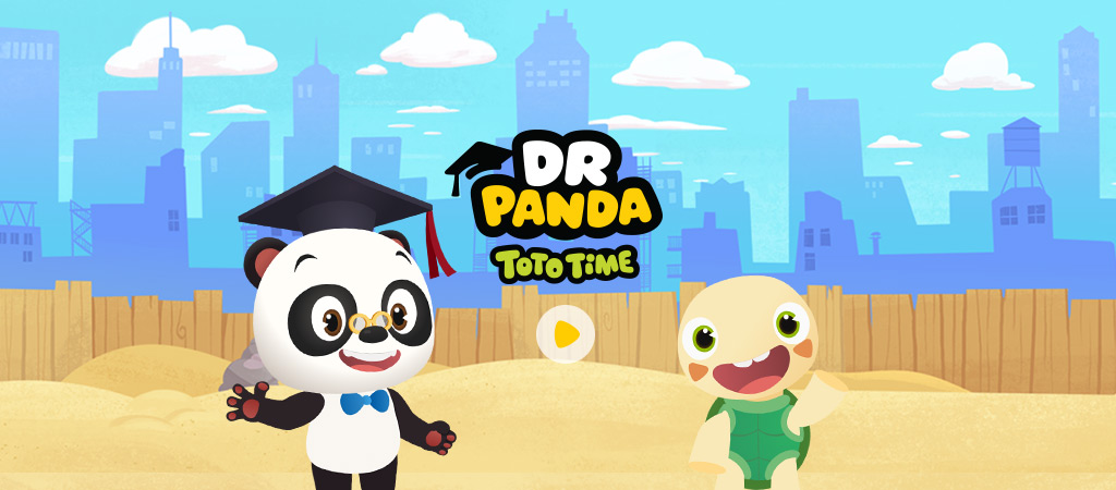 Dr  Panda - Learn about the World