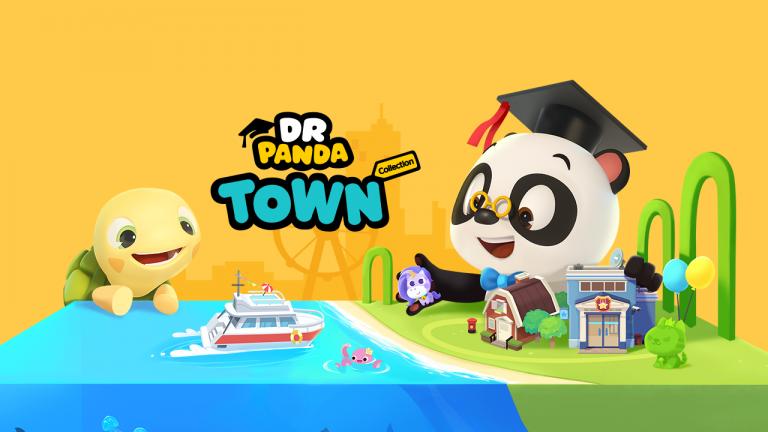 Dr  Panda - Dr  Panda Bus Driver